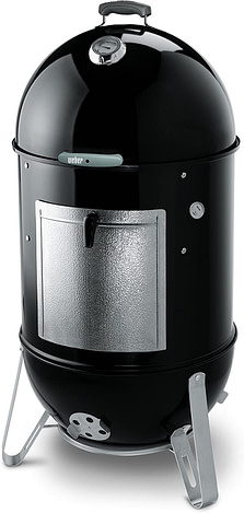 Weber 18-inch Smokey Mountain Cooker and Charcoal BBQ Smoker Review