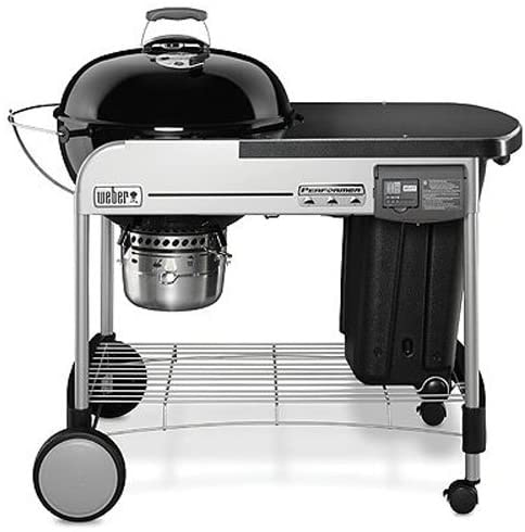 Weber 15502001 Performer Deluxe Charcoal Grill Reviews