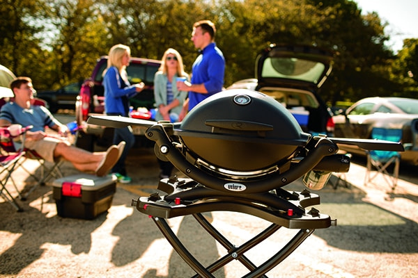 Best Portable Gas Grills for Tailgating