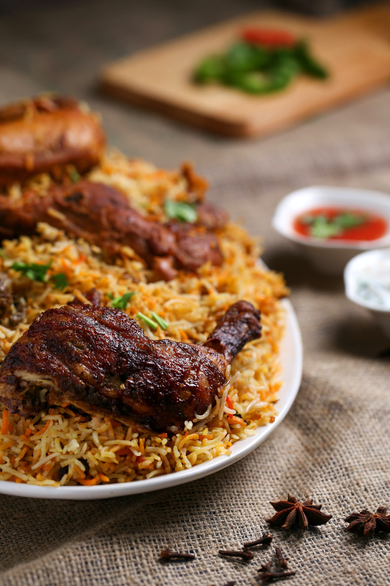 BBQ Grilled Jamaican Chicken