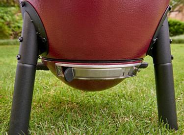 Char-Griller E06614 AKORN Jr Charcoal Kamado Grill Reviews