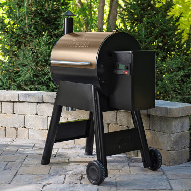Traeger Grills TFB57GZEO Pro Series 575 Grill BBQ Smoker Review