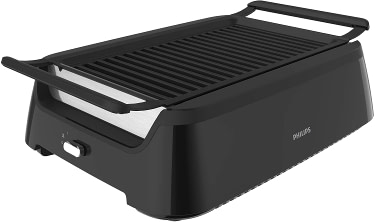 Philips Avance Collection Smoke-less Indoor BBQ Grill Review