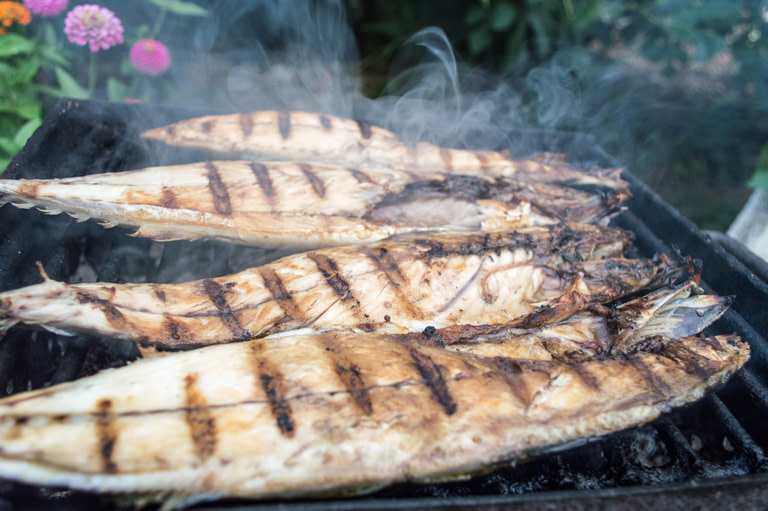 Perfect Grilled Fish