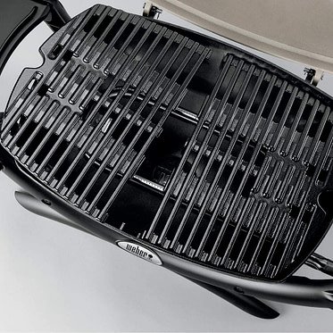 Weber 51010001 Q1200 Liquid Propane Grill Review