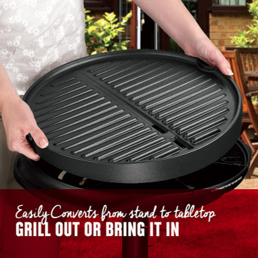 George Foreman 240 Square Inch Indoor/Outdoor Grill Review