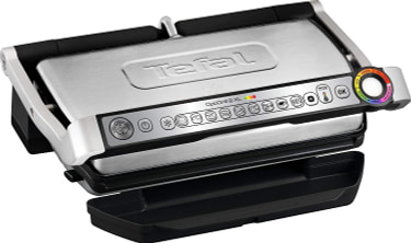 T-fal GC722D53 1800W OptiGrill XL Stainless Steel Large Indoor Electric Grill with Removable and Dishwasher Safe Plates Review